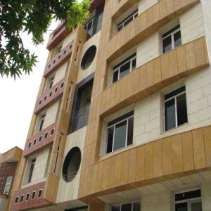 نمای ساختمانی